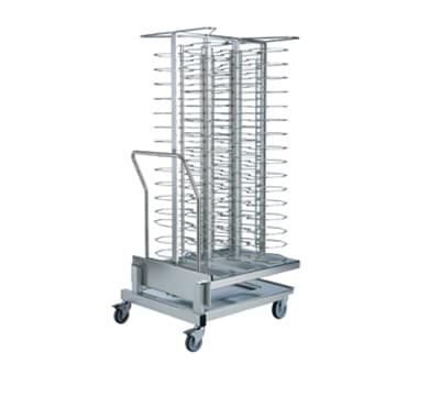 Electrolux 922055 Trolley Rack For 92 Plates, For 20 Pan Half Size Combi Oven