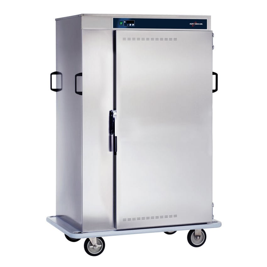 Alto Shaam 1000-BQ2/128 208 128 Plate Heated Meal Delivery Cart, 208v/1ph