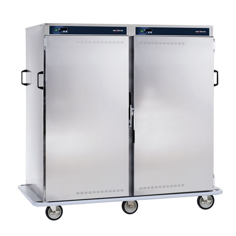 Alto Shaam 1000-BQ2/192 230 192 Plate Heated Meal Delivery Cart, 230v/1ph