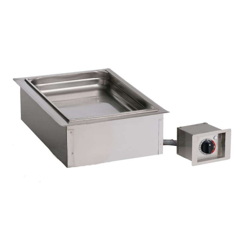 Alto Shaam 100-HW/D6 Drop-In Hot Food Well w/ (1) Full Size Pan Capacity, 120v