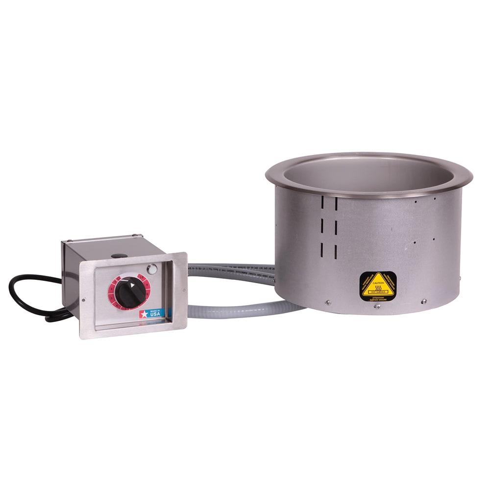Alto Shaam 1100-RW-QS 11 qt Drop-In Soup Warmer w/ Thermostatic Controls, 120v