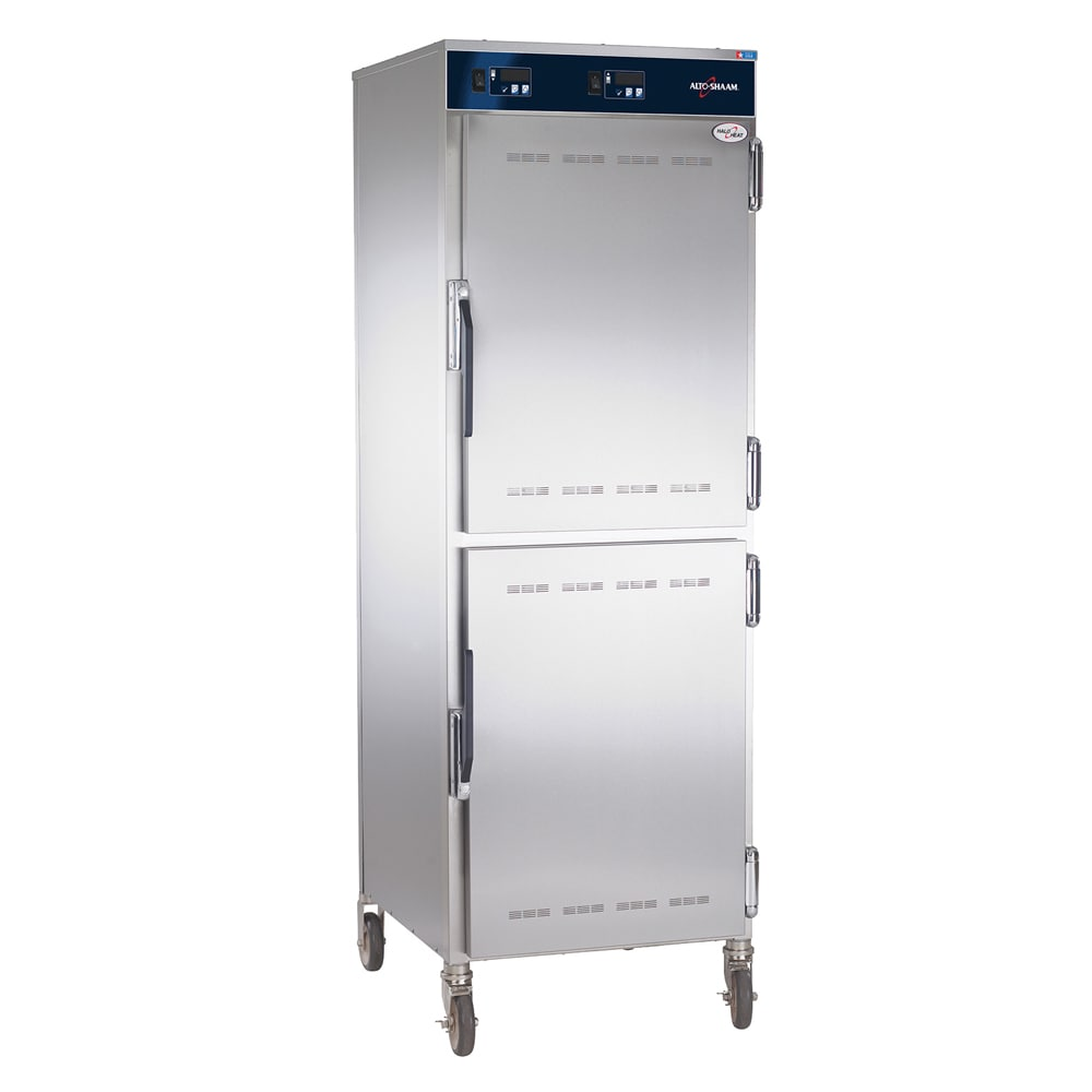 Alto Shaam 1200-UP Full Height Insulated Mobile Heated Cabinet w/ (16) Pan Capacity, 120v