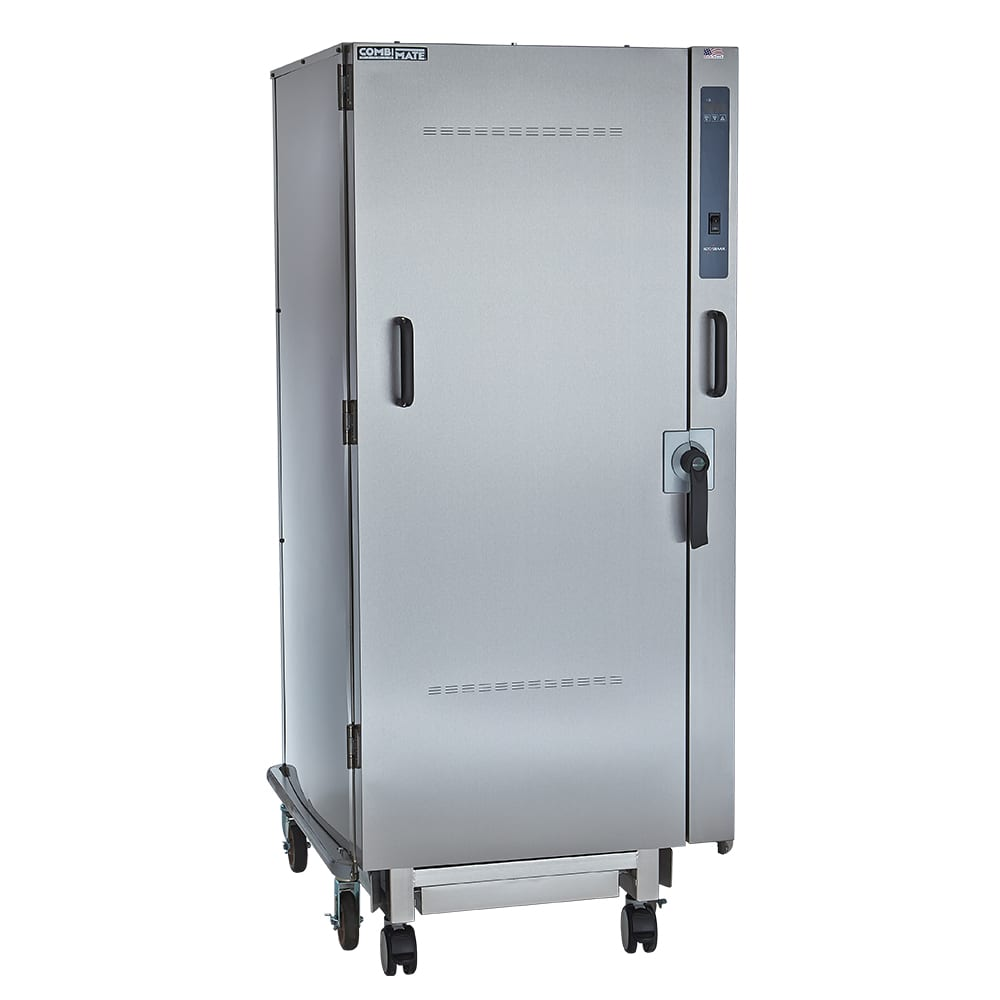 Alto Shaam 20-20W Full Height Non-Insulated Mobile Heated Cabinet w/ (10) Pan Capacity, 230v/1ph