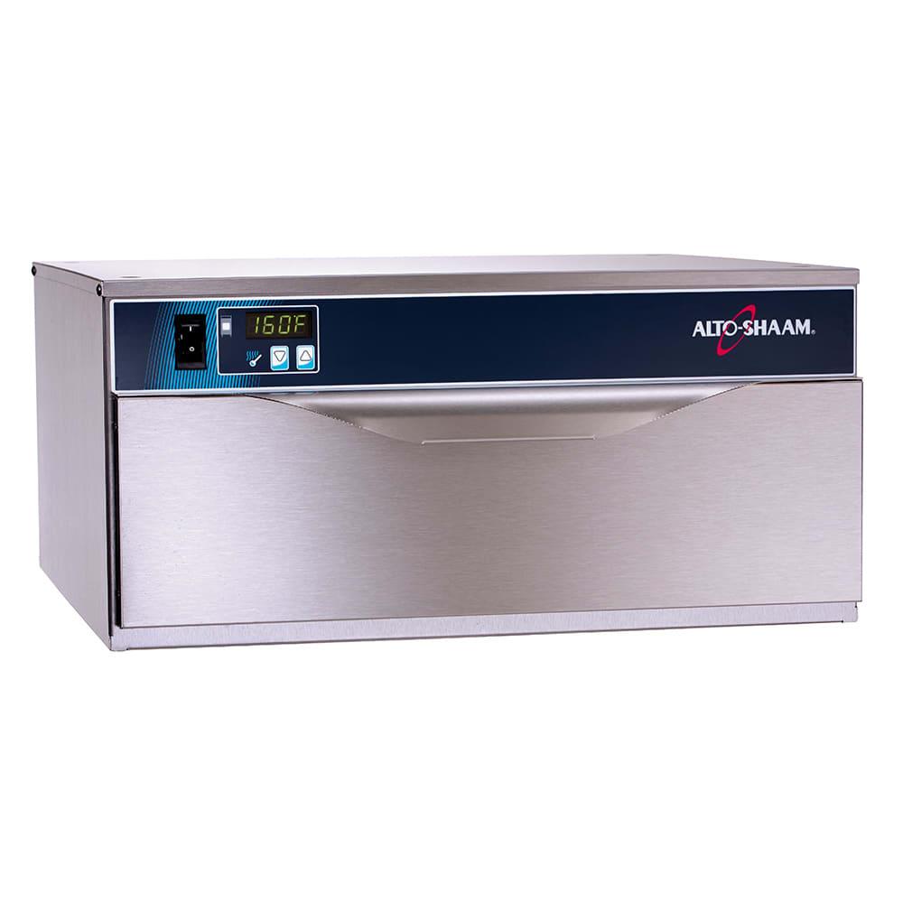 Alto Shaam 500-1D Warming Drawer, Dual Wattage, SS Exterior, 1 Drawer