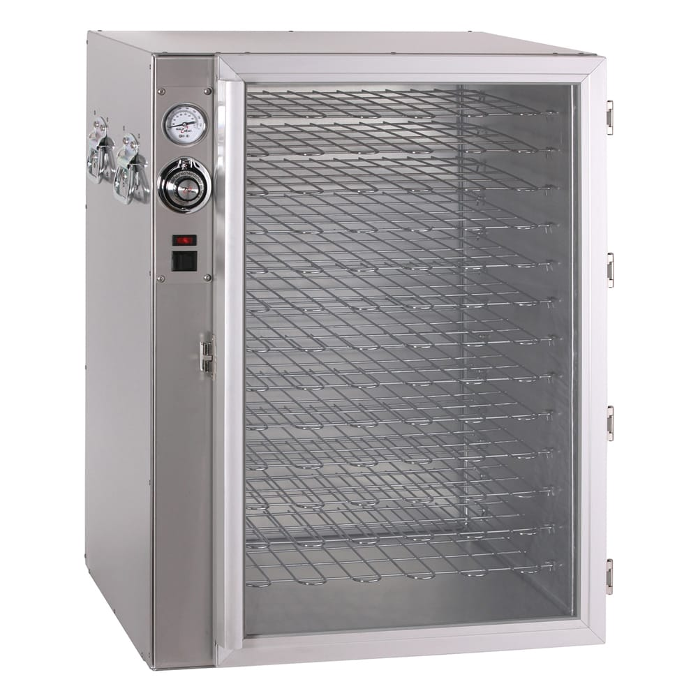 Alto Shaam 500-PH/GD Pizza Holding Cabinet w/ Solid or Glass Door, Stainless, 120v