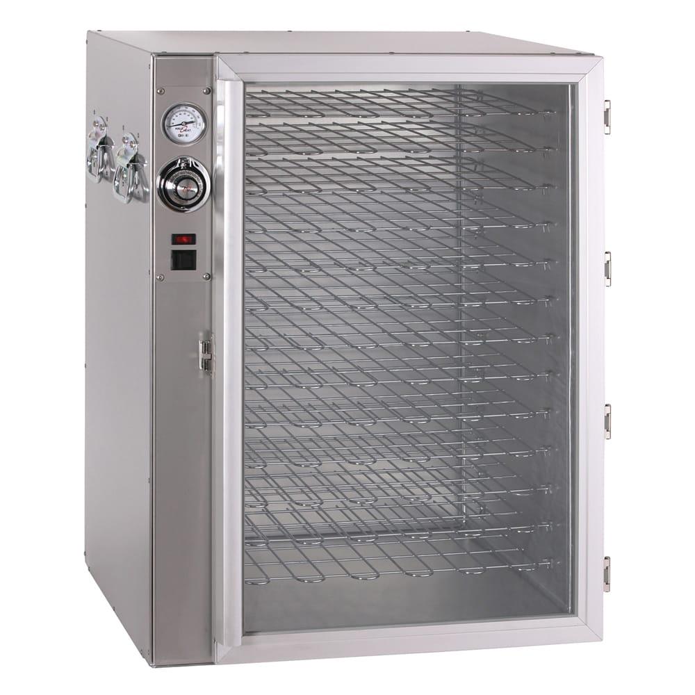 Alto Shaam 500-PH/GD-QS 1/2 Height Halo Heat® Pizza Holding Cabinet w/ (13) Box Capacity, 120v