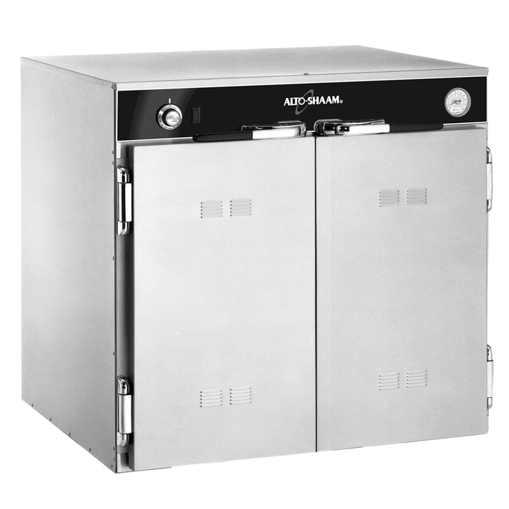 Alto Shaam 750-CTUS 2081 1/2 Height Insulated Mobile Heated Cabinet w/ (6) Pan Capacity, 208v/1ph