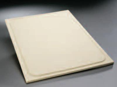 "Alto Shaam BA2054 Cutting Board, 18 x 24 x .5"", Extra Large w/ Gravy Lane"