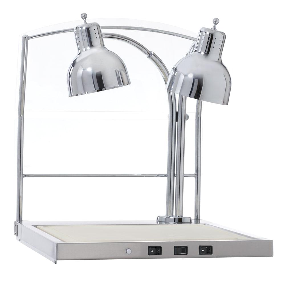 """Alto Shaam CS-200/S 2301 Hot Carving Shelf w/ Recessed Surface, 30-7/8 x 26"""", 230/1 V"""
