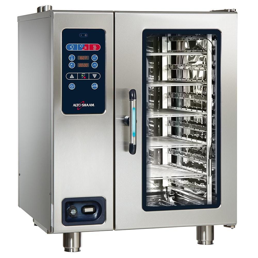 Alto Shaam CTC10-10E Full-Size Combi-Oven, Boilerless, 208v/3ph