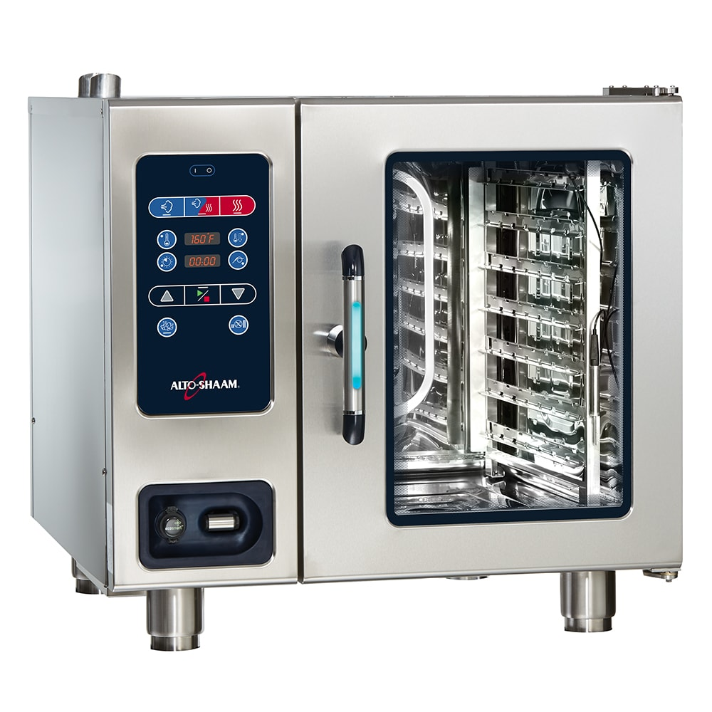 Alto Shaam CTC6-10G Full-Size Combi-Oven, Boilerless, NG