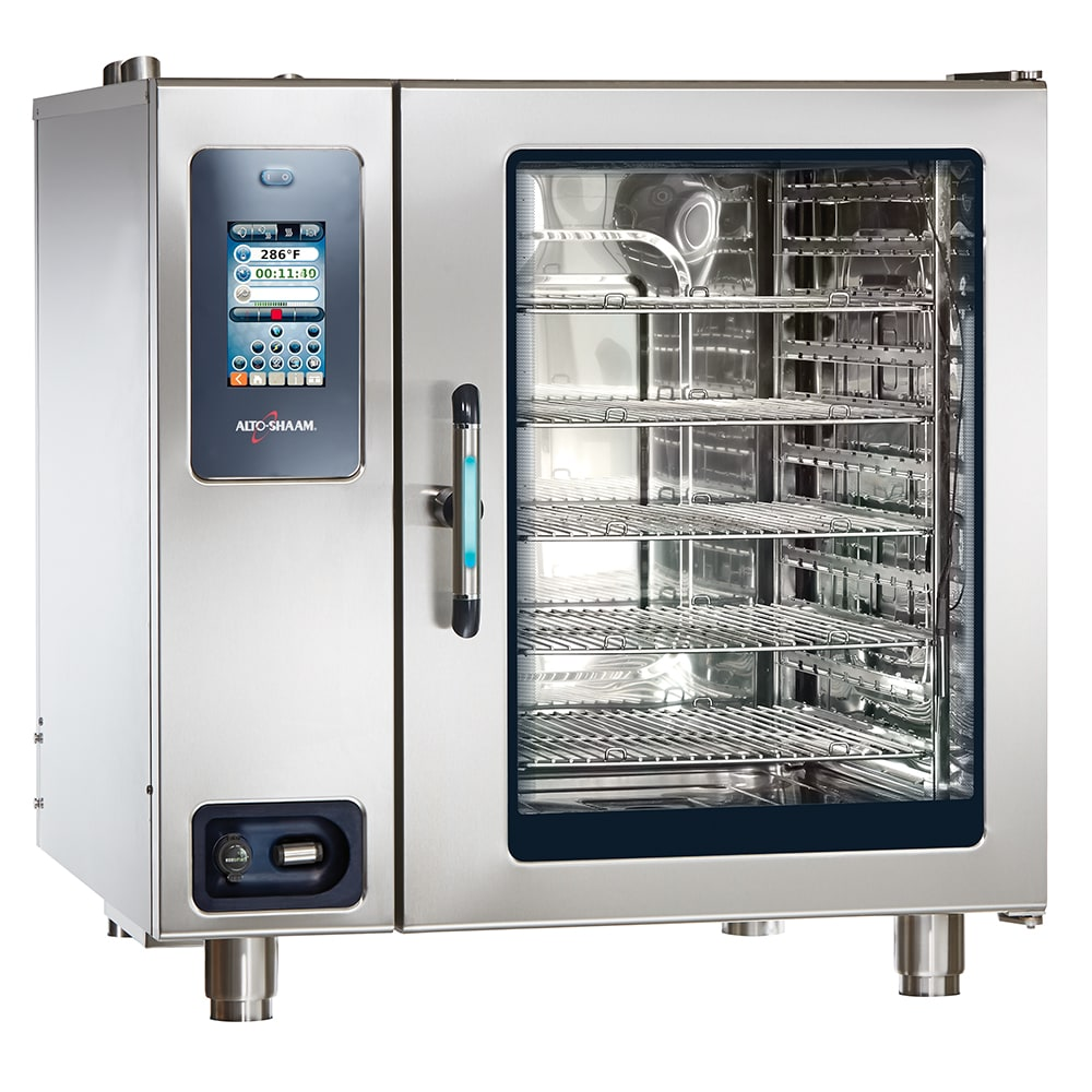 Alto Shaam CTP10-20G Full-Size Combi-Oven, Boilerless, NG