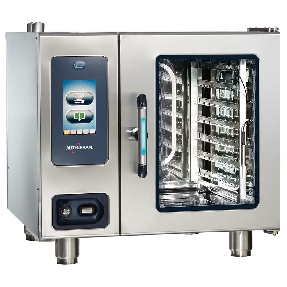 Alto Shaam CTP6-10G Full-Size Combi-Oven, Boilerless, LP