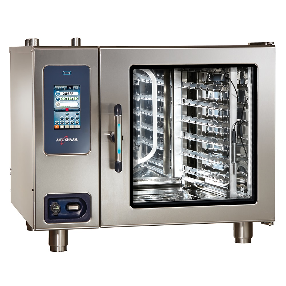 Alto Shaam CTP7-20G Full-Size Combi-Oven, Boilerless, NG