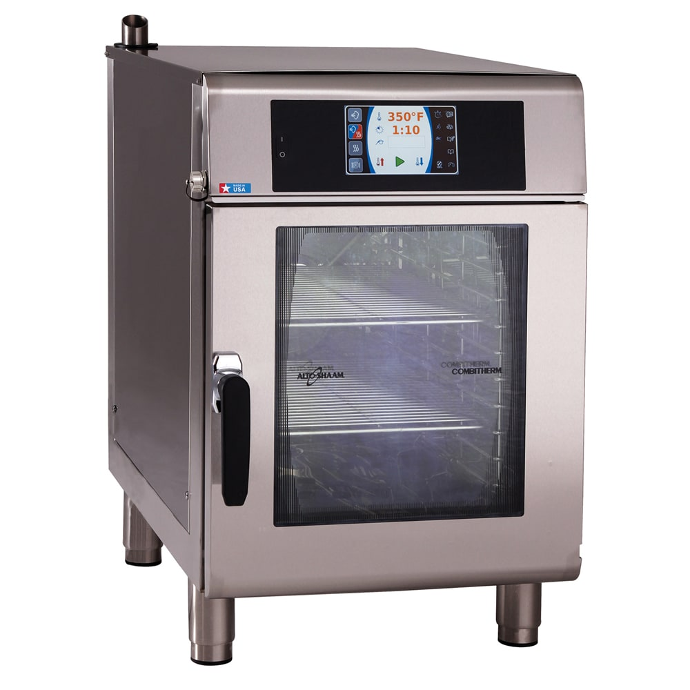 Alto Shaam CTX4-10E Full-Size Combi-Oven, Boilerless, 208v/3ph