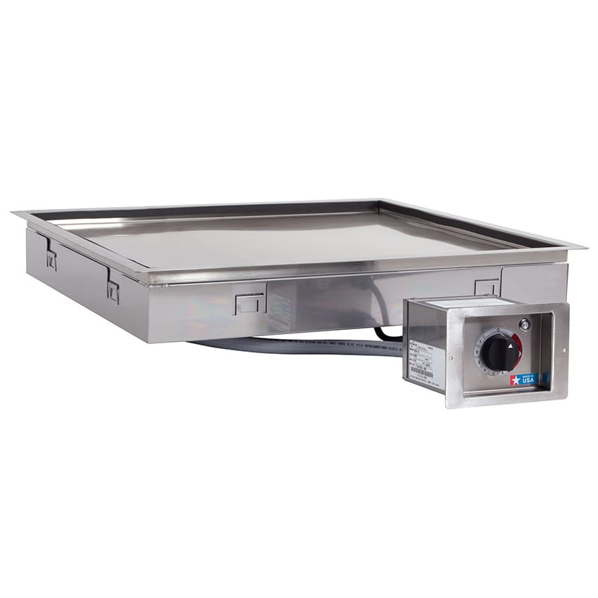 "Alto Shaam HFM-24 Drop-In Hot Food Module - 24.75"" x 24.75"", 230v/1ph"