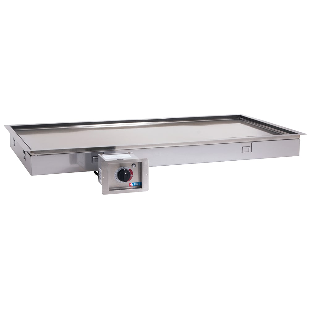 "Alto Shaam HFM-48 Drop-In Hot Food Module - 48.75"" x 24.75"", 230v/1ph"