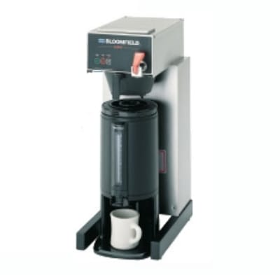 Bloomfield 1086TF Automatic Thermal Brewer w/ Faucet & Pourover Option, 120v
