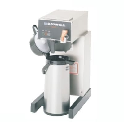 Bloomfield 1088AF Automatic Airpot Brewer w/ Faucet & Pourover Option, 115/230V