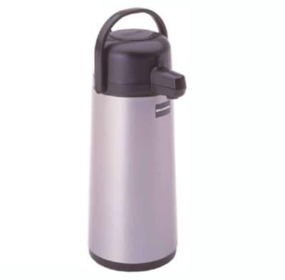 Bloomfield 7759-APM 74 oz Pump Airpot w/ Glass Liner, Brew-Thru Stem