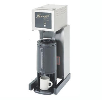 Bloomfield 8778-T Gourmet 1000 Pour Over Thermal Brewer, 120V