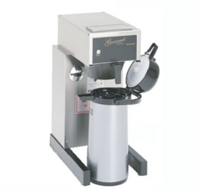 Bloomfield 8785-A Gourmet 1000-Pourover Airpot Brewer, 120V