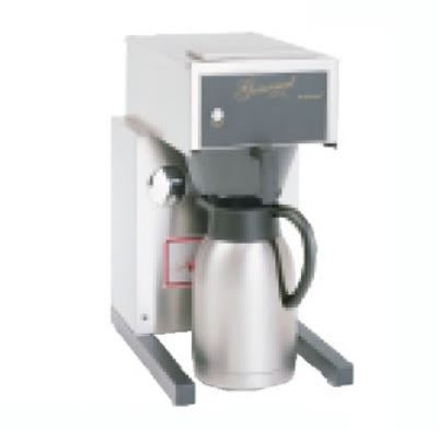 Bloomfield 8785-AL Gourmet 1000 Pourover Thermal Brewer, Extra Low, 120V