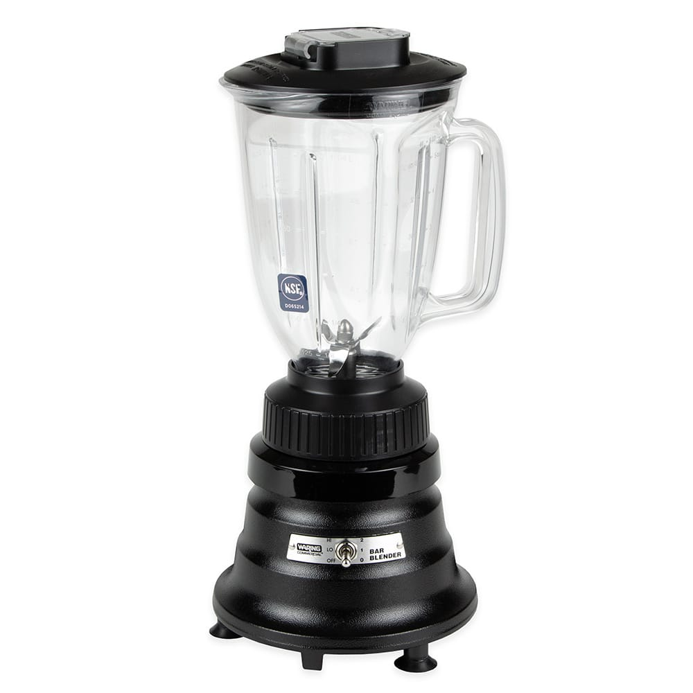 Waring BB155 Countertop Drink Blender w/ Polycarbonate Container