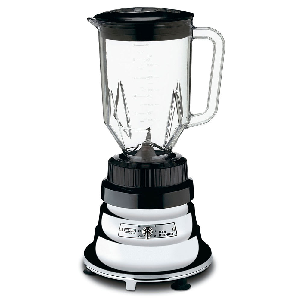Waring BB160 Countertop Drink Blender w/ Polycarbonate Container