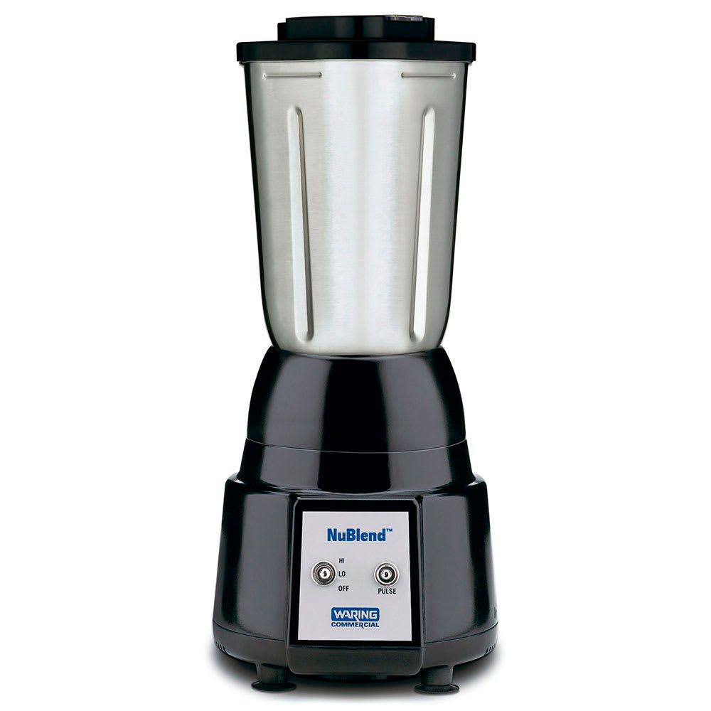 Waring BB180S Countertop Drink Blender w/ Metal Container
