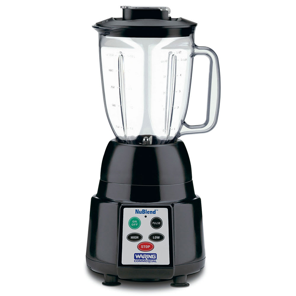 Waring BB185 Countertop Drink Blender w/ Polycarbonate Container