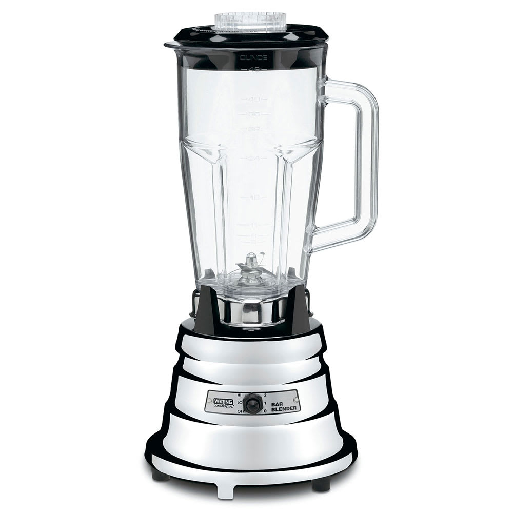 Waring BB900P Countertop Drink Blender w/ Polycarbonate Container
