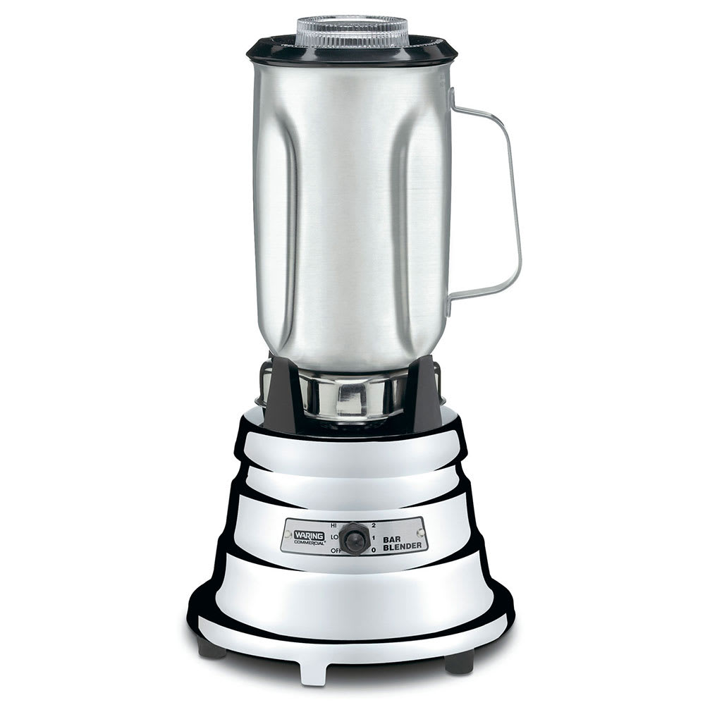 Waring BB900S Countertop Drink Blender w/ Metal Container