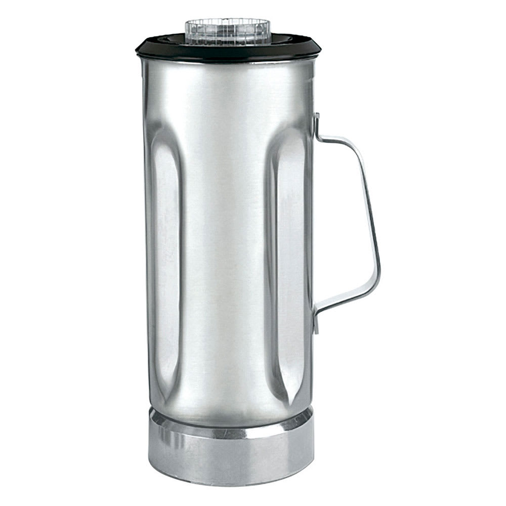 Waring CAC31 Stainless Blender Container for SEB14146 w/ 1/2-gal Capacity & Lid