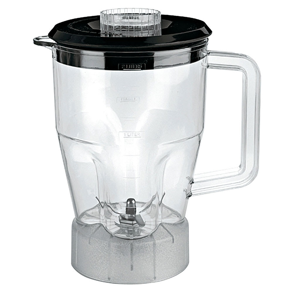 Waring CAC59 64 oz Polycarbonate Blender Container for SEB146 & More w/ Lid