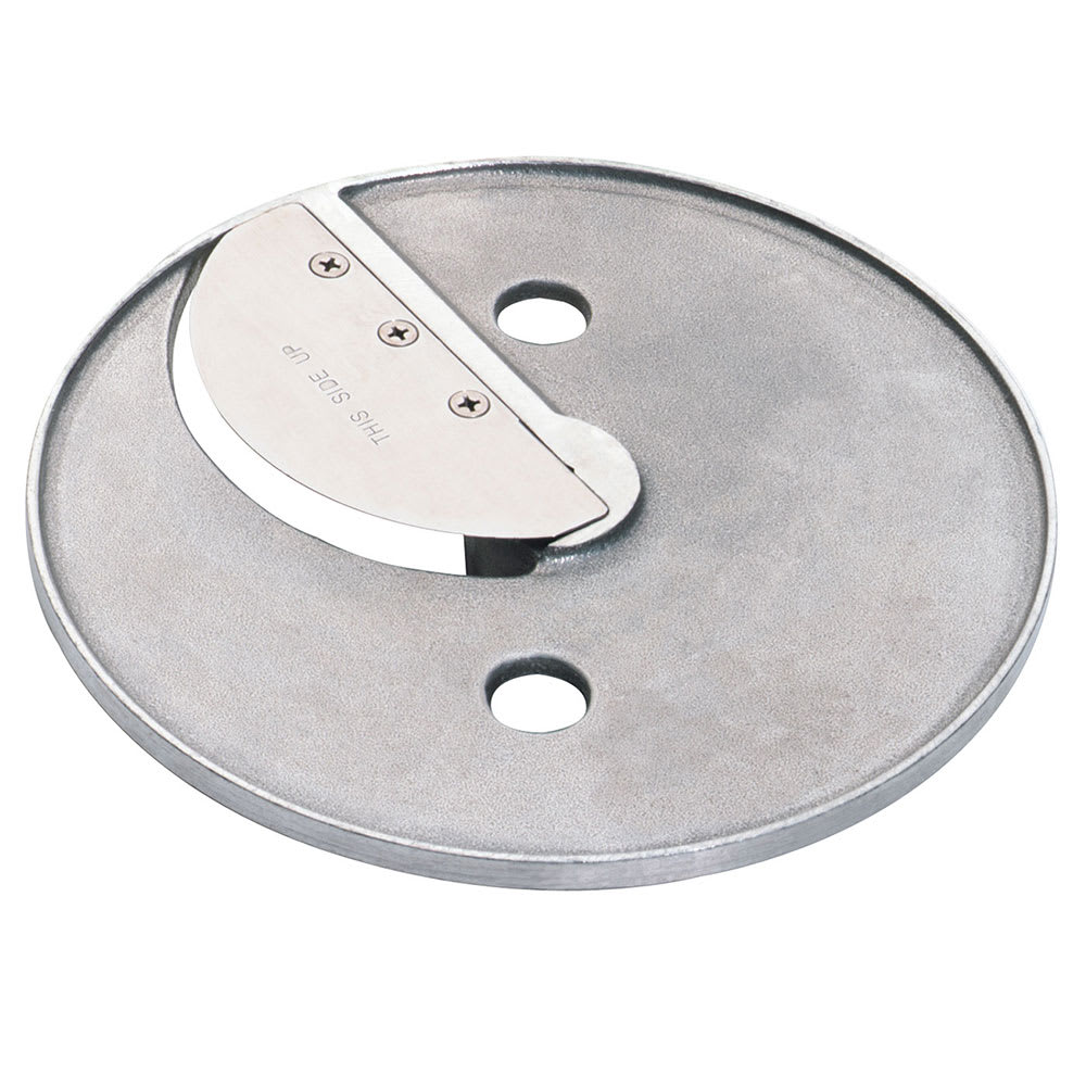 """Waring CAF15 1/4"""" Slicing Plate for FP2200"""