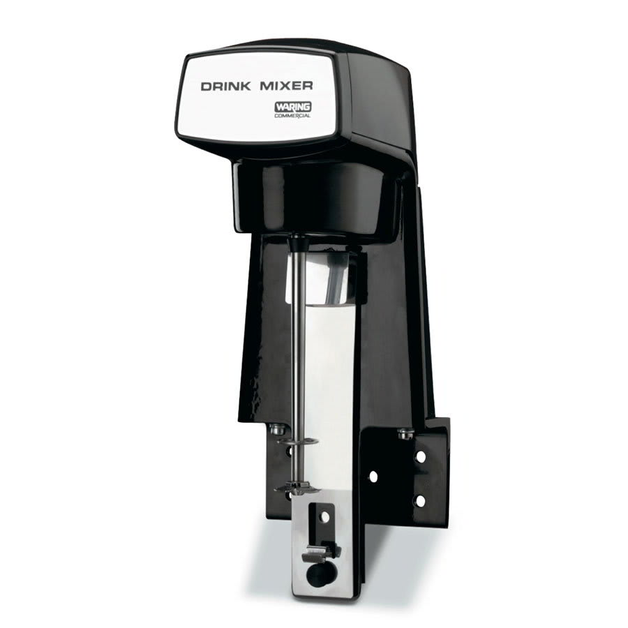 Waring DMC90 2-Speed Heavy Duty Bar Mixer w/ Single Spindle Rod, Counter or Wall Mount