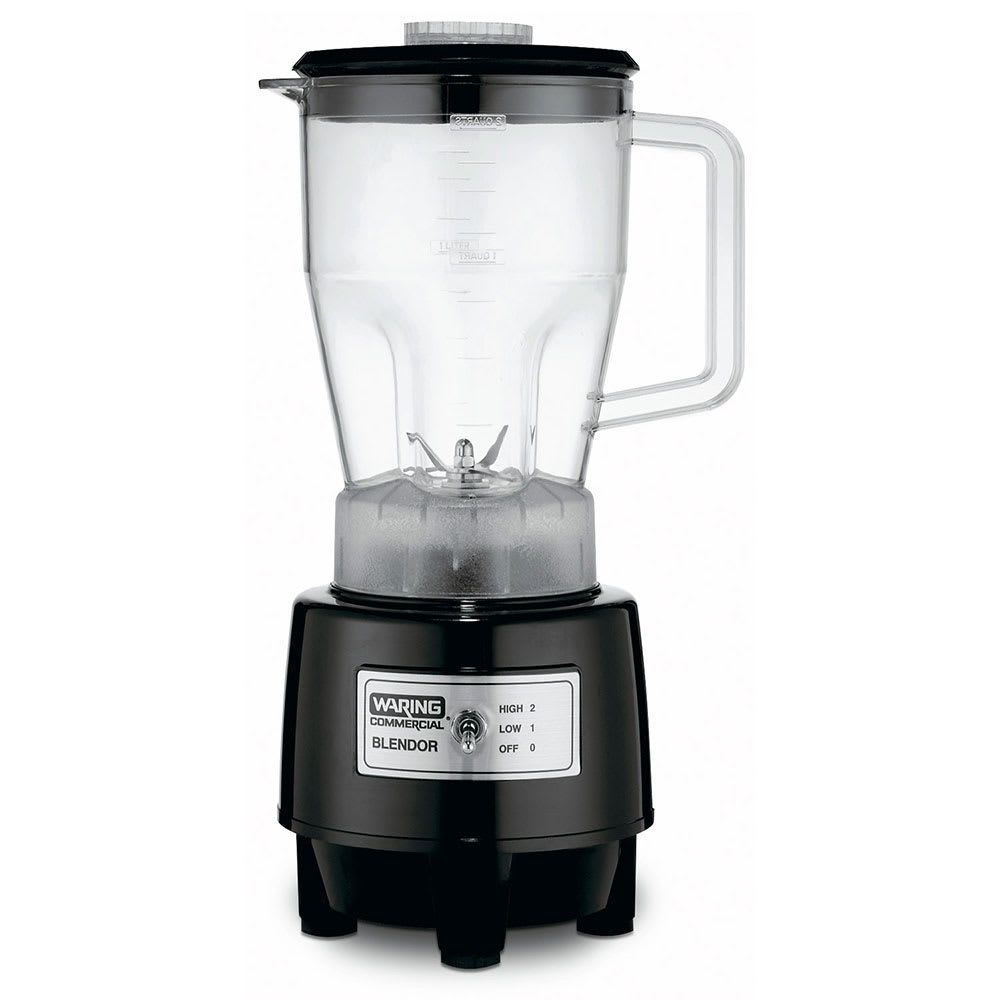 Waring HGB140 Countertop Food Blender w/ Polycarbonate Container