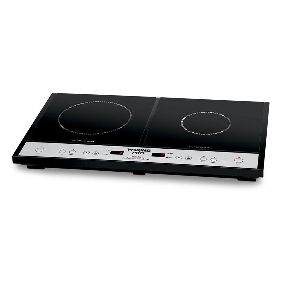 Waring ICT400 Countertop Induction Double Burner