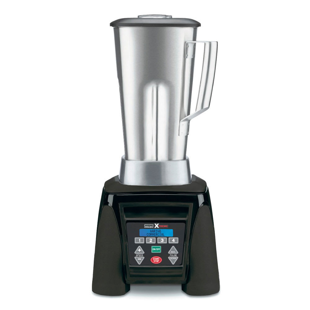 Waring MX1300XTS Countertop Drink Blender w/ Metal Container, Programmable