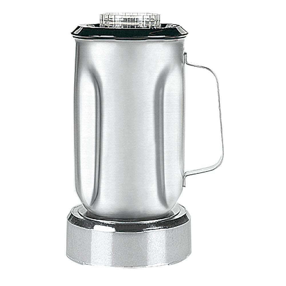 Waring SS715 32 oz Stainless Blender Container for SEB146 & More w/ Lid