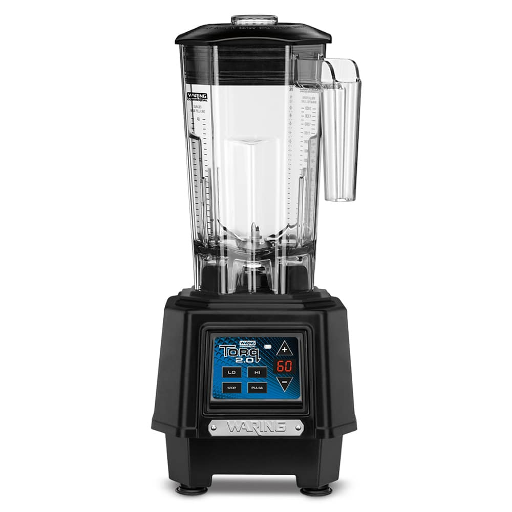 Waring TBB160 Countertop Drink Blender w/ Polycarbonate Container