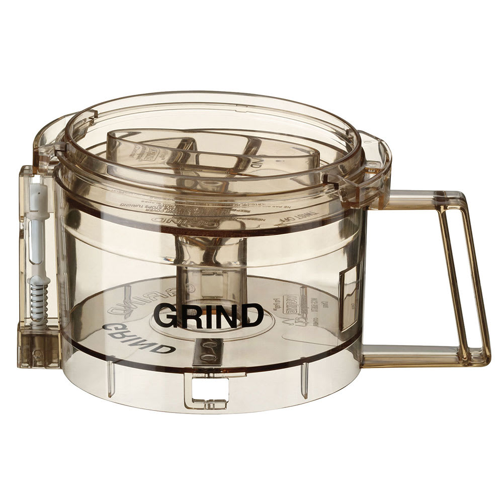 Waring WCG506TX Grinding Bowl for WSG75 w/ Storage Lid