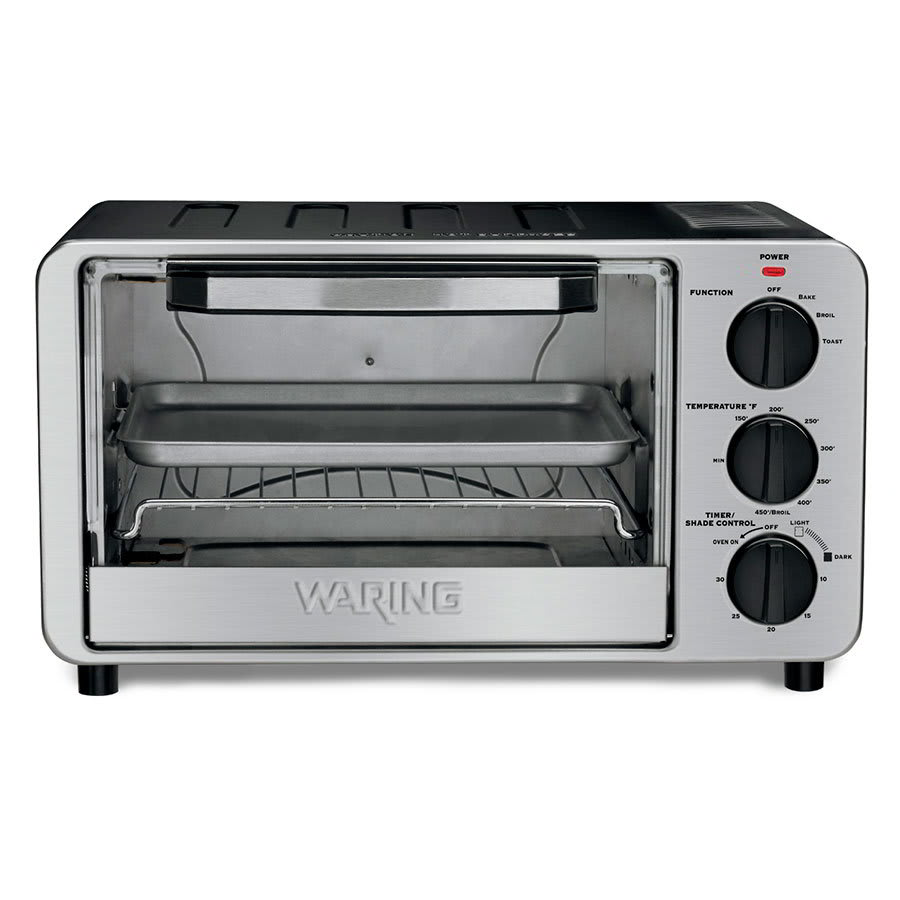 Waring WTO450 Countertop Toaster Oven - 120v
