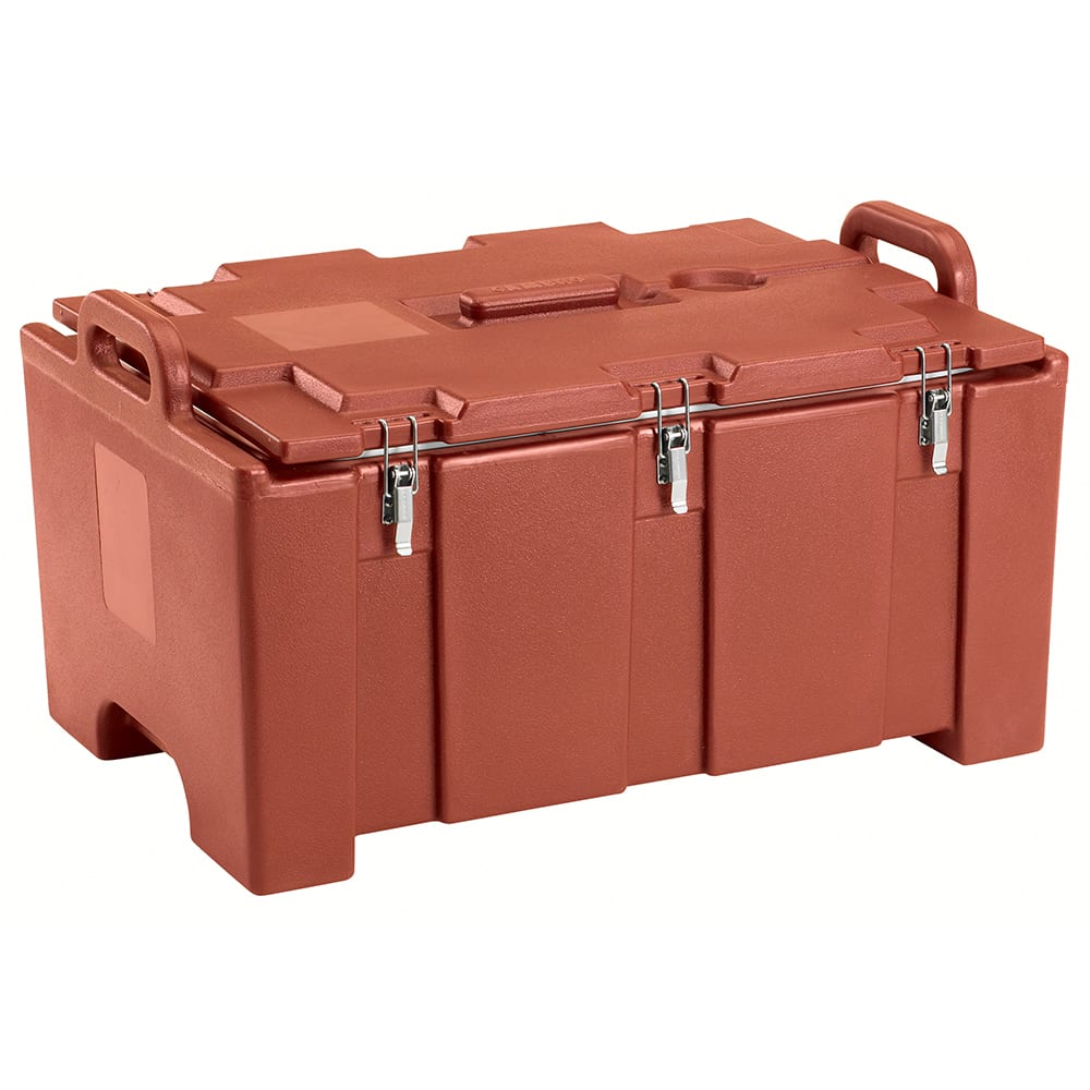 Cambro 100MPC402 Camcarriers® Insulated Food Carrier - 40 qt w/ (1) Pan Capacity, Red