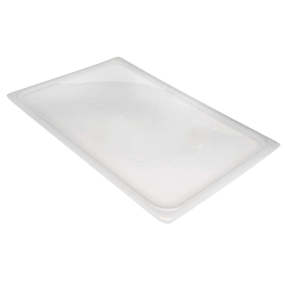 Cambro 10PPCWSC190 Full-Size Food Pan Seal Cover - Plastic, Translucent
