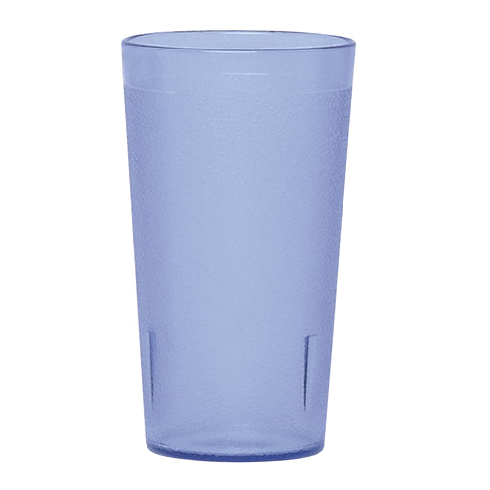 Cambro 1200P2401 12.6-oz Colorware Tumbler - (Case of 12) Slate Blue