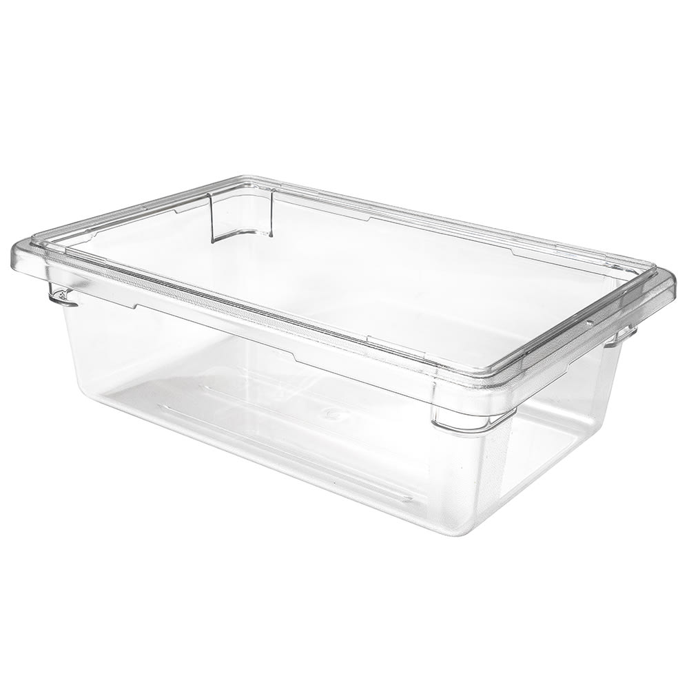 Cambro 12186CW135 3 gal Camwear Food Storage Container Clear