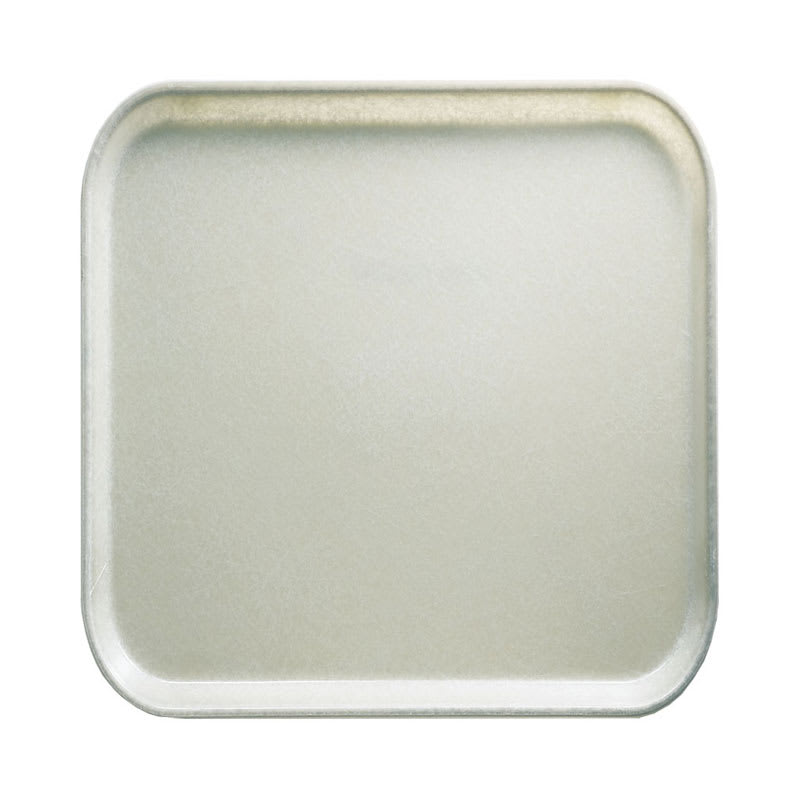 Cambro 1313101 33cm Square Serving Camtray - Antique Parchment