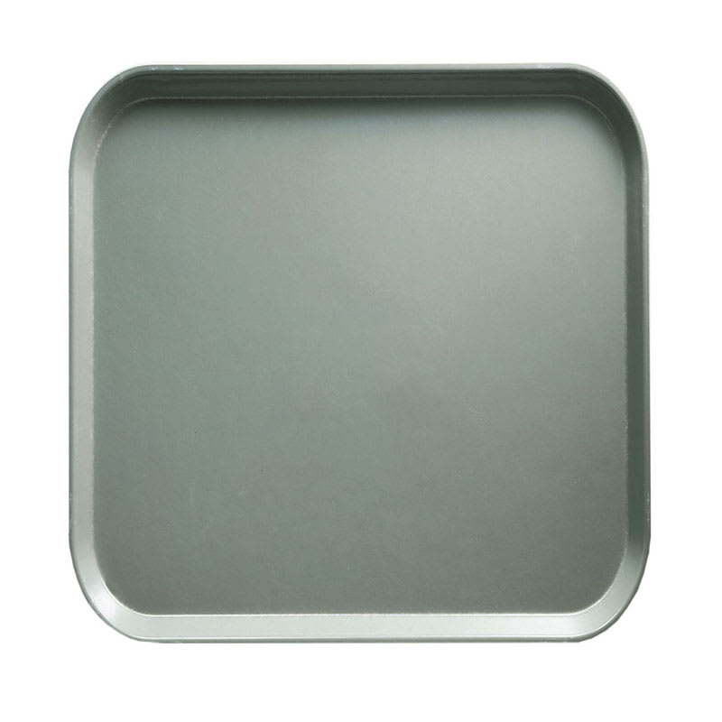 Cambro 1313107 33cm Square Serving Camtray - Pearl Gray